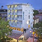 Hotel Rex - Hotel 3 Sterne - Rimini - Marina Centro