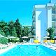 Hotel Villa del Parco hotel tre stelle Marebello Alberghi 3 stelle