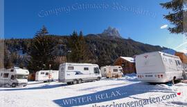 Campeggio Catinaccio Rosengarten