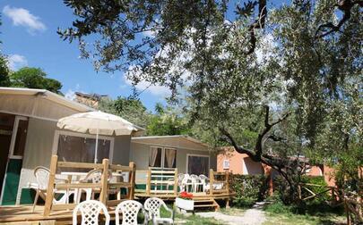 Campeggio Villaggio Europe Garden