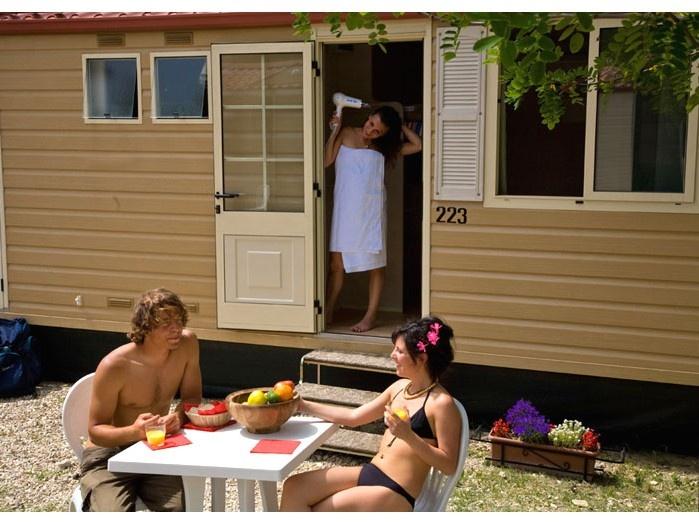 Camping village jolly venezia venezia - Camping bagno privato ...
