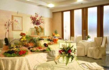Hotel Polo - sala colazioni
