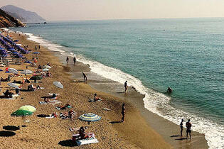 Sommer 2018 Campingangebot in Ligurien: Nicht erstattungsfähige Tarife